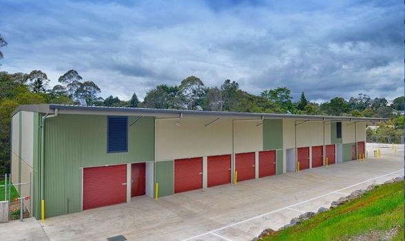 MANY USES OF A SELF STORAGE UNIT